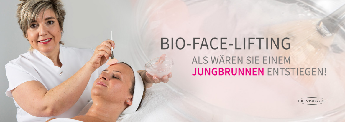 Bio-Face-Lifting im Kosmetik-Institut von Katja Bitsch, BEAUTYTEAM Freiburg